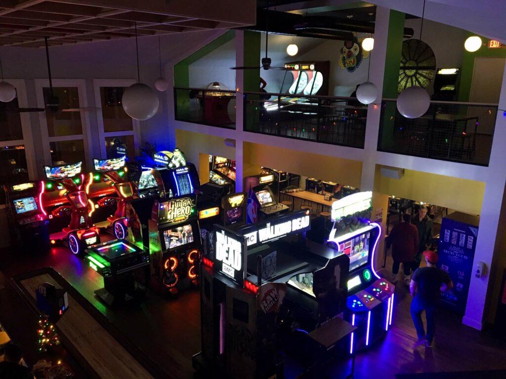 Playhouse Arcade Games
